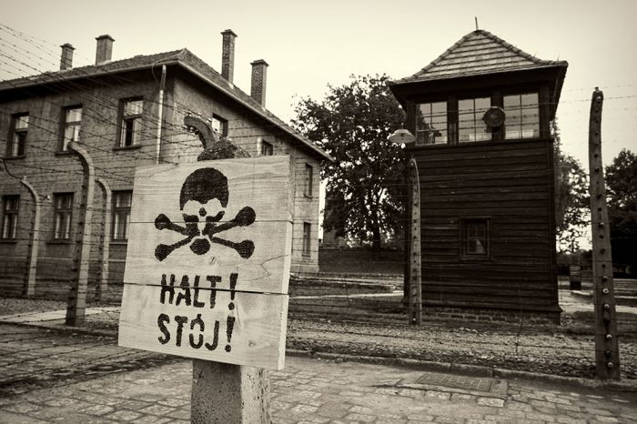 Historic Exhibit: Konzentrationslager Auschwitz