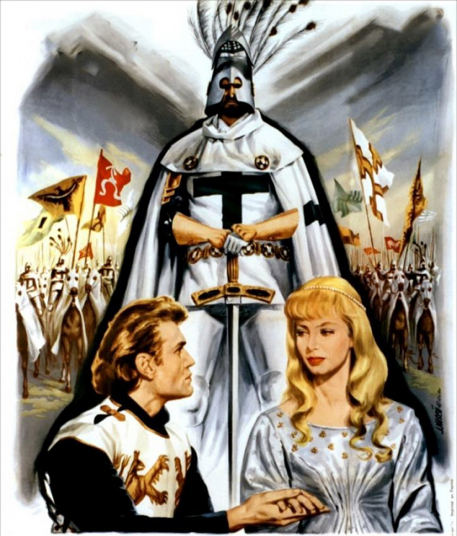 evening with Polish Language - movie Knights of the Teutonic Order