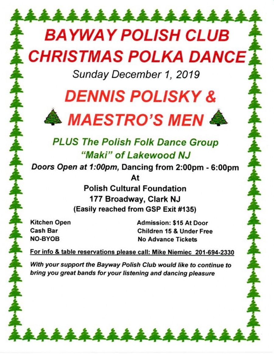 Christmas Polka Dance